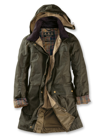 Prächtig THE BRITISH SHOP - Magazin: Barbour Lightweight @AF_01