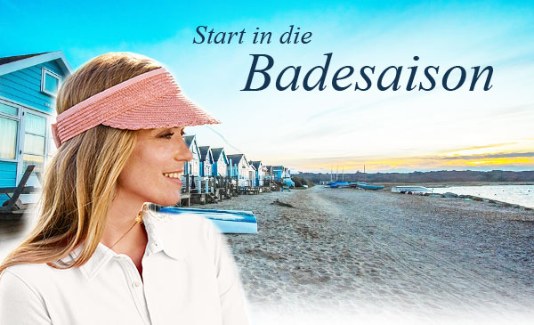 Start in die Badesaison