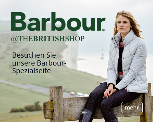 Barbour @ THE BRITISH SHOP - die Herbstkollektion 2018