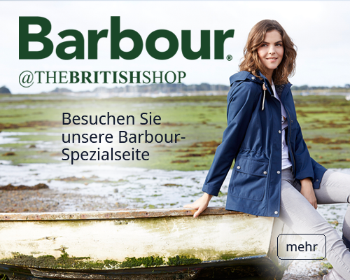 Barbour @ THE BRITISH SHOP - die Frühjahrskollektion 2018