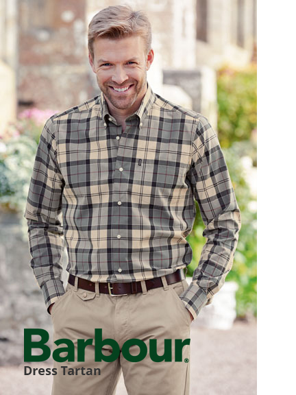 Barbour Dress Tartan