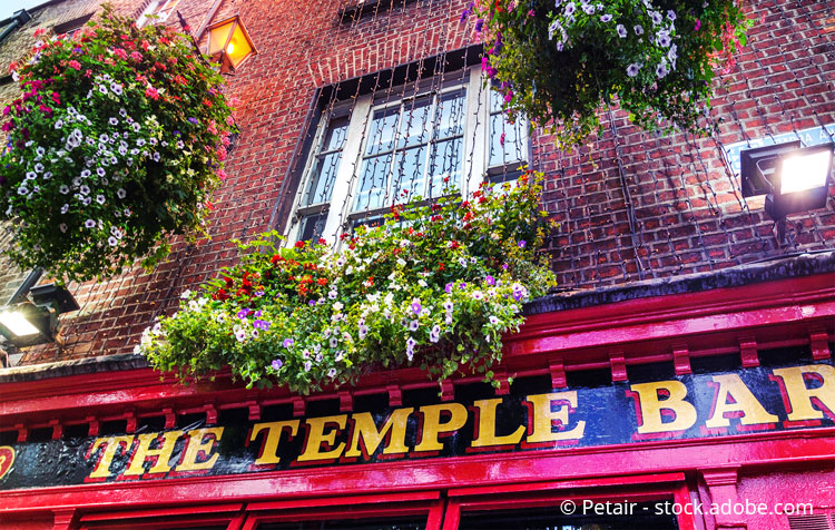 Whiskys aus der Temple Bar